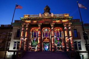 Redwood City Magic Lantern Show